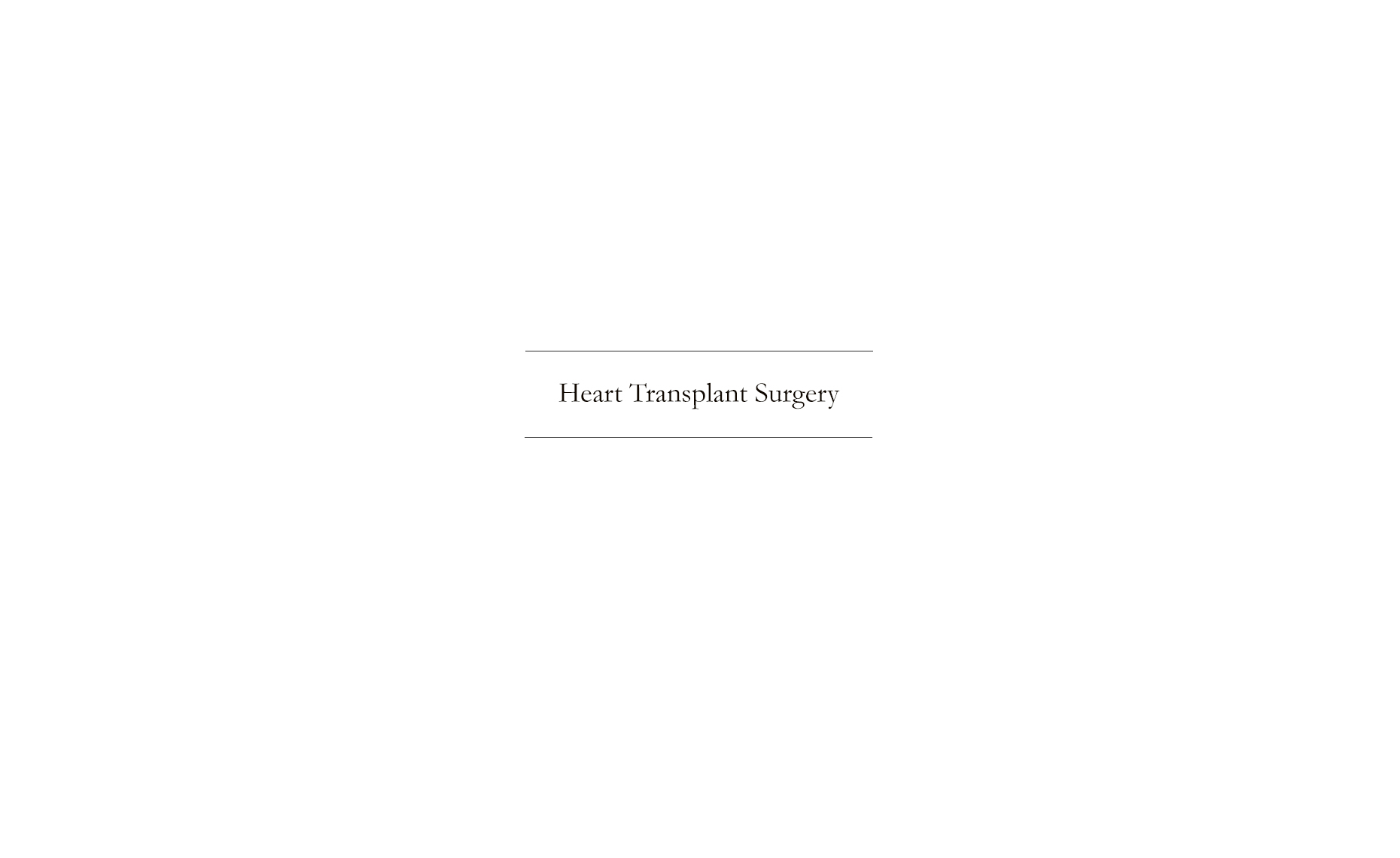 UNMC | Heart Transplant | Laurie and Charles Photographs