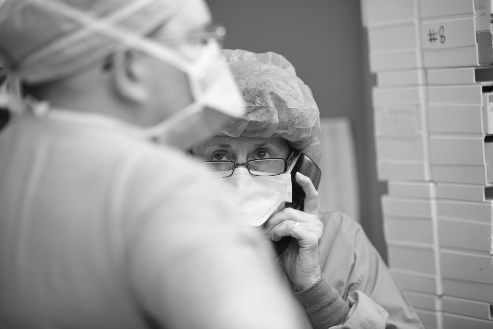 UNMC | Heart Transplant 4 | Laurie and Charles Photographs